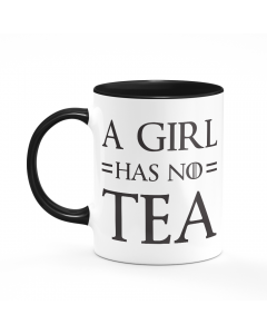 A Girl Has No Tea