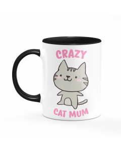 Crazy Cat Mum