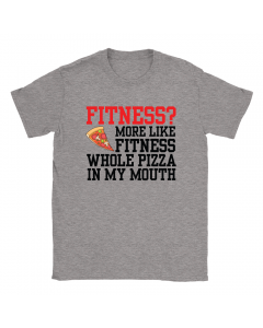 Fitness Whole Pizza