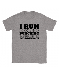 I Run Because