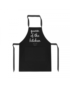 Personalised Name Queen Of Kitchen