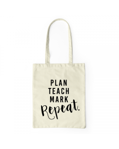 Plan Teach Mark Repeat