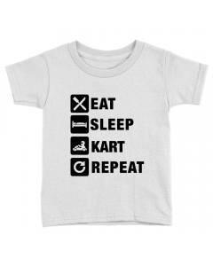 Eat Sleep Kart Repeat