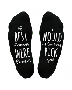 Best Friends Were Flowers