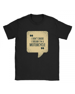 Dream I'm A Motorcycle