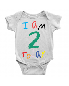 I Am 2 Today
