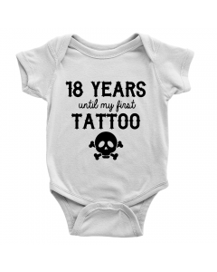 18 Years Until My First Tattoo