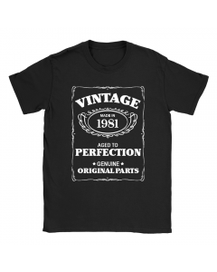 Aged To Perfection 1981