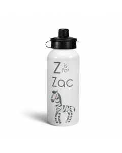 Personalised Z is for Zebra