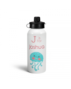 Personalised J is for Jellyfish