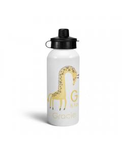 Personalised G is for Giraffe