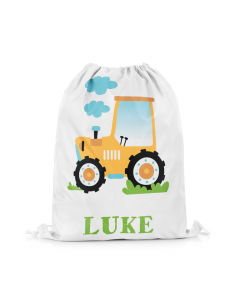Personalised Name Tractor