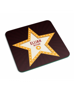 Personalised Name Fame Star