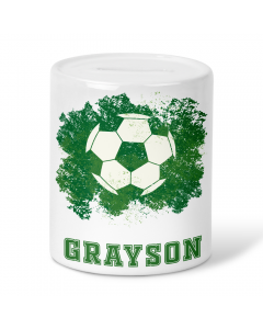 Personalised Name Football