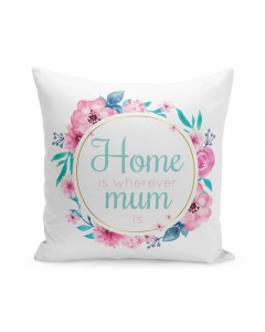 Home Is Wherever The Mum Is