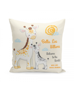 Personalised Baby Giraffe