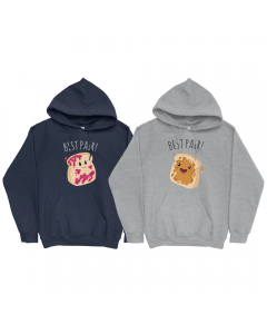 Peanutbutter and Jelly His and Hers