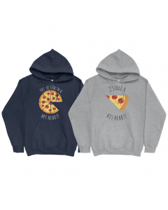 Pizza Love His and Hers