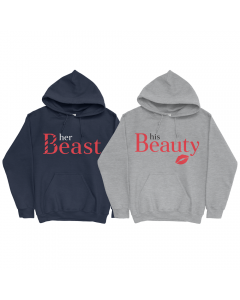 Beauty and Beast His and Hers