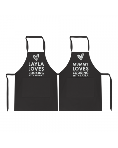 Personalised Duo Cook With Mum