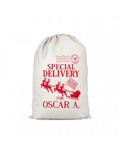 Personalised Santa Sack 29