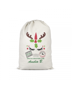 Personalised Santa Sack 27