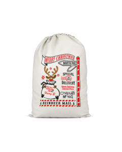 Personalised Santa Sack 26