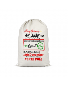 Personalised Santa Sack 18