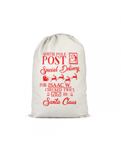 Personalised Santa Sack 15