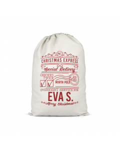 Personalised Santa Sack 8