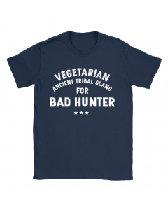 Vegetarian Bad Hunter