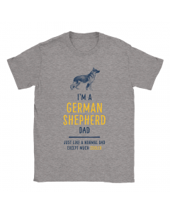 German Shepard Dad