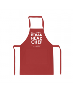 Personalised Head Chef
