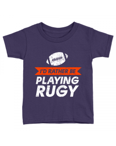Rather Be Playing Rugby