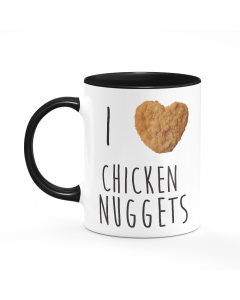 I Love Chicken Nuggets