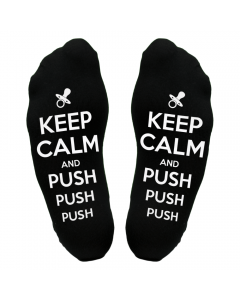 Keep Calm and Push