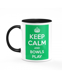 Keep Calm and Play Bowls
