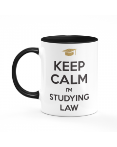 Keep Calm Studying Law
