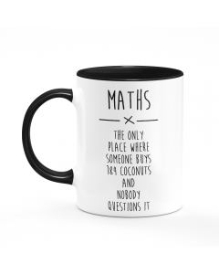 Nobody Questions Maths