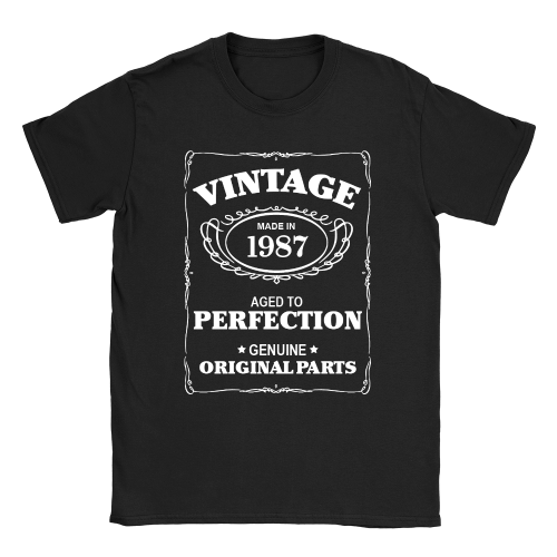 Aged To Perfection 1987